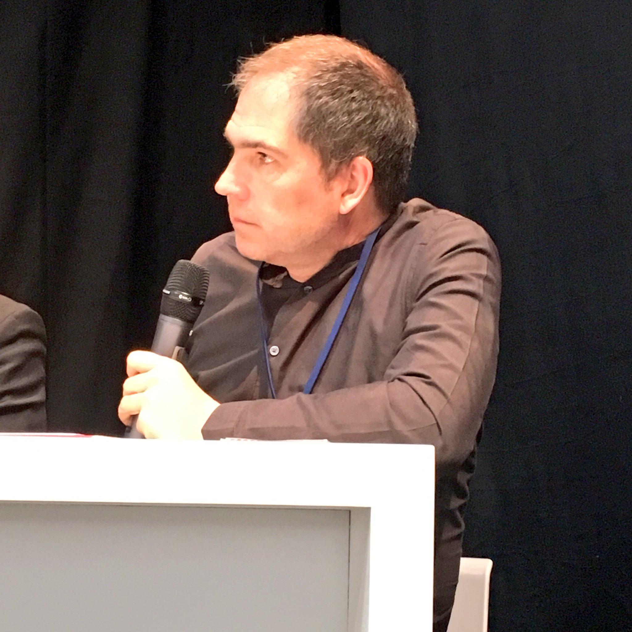 """""""Unser bisheriger Fokus:Was macht #Digitalisierung mit dem Geschäft?Jetzt:Was bedeutet sie für die Zusammenarbeit?"""" @beaservices1 #cebiteda https://t.co/5uAVyzsrXe"""