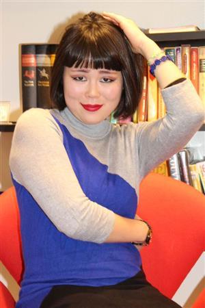 【梅田マルビル店】  ブルゾンちえみをテレビで観るたびに、竹越ひろ子を連想してしまいます。。。 https://t.co/lqnaE3x1VR