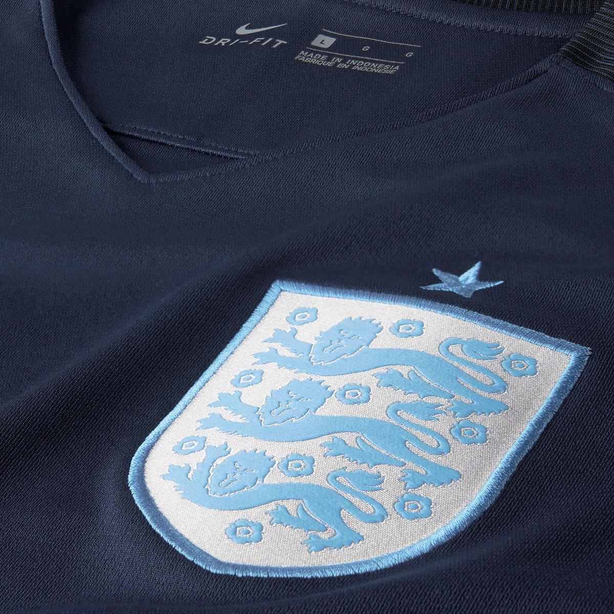 イングランド代表 ユニフォーム 2017
