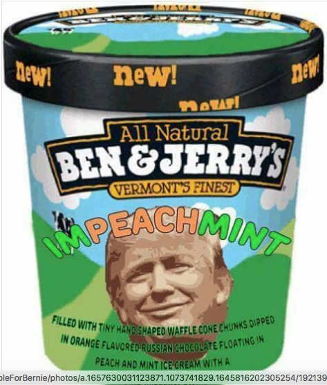 @MarieNiemann52 Get the Ben & Jerry's Ready, Just In Case...