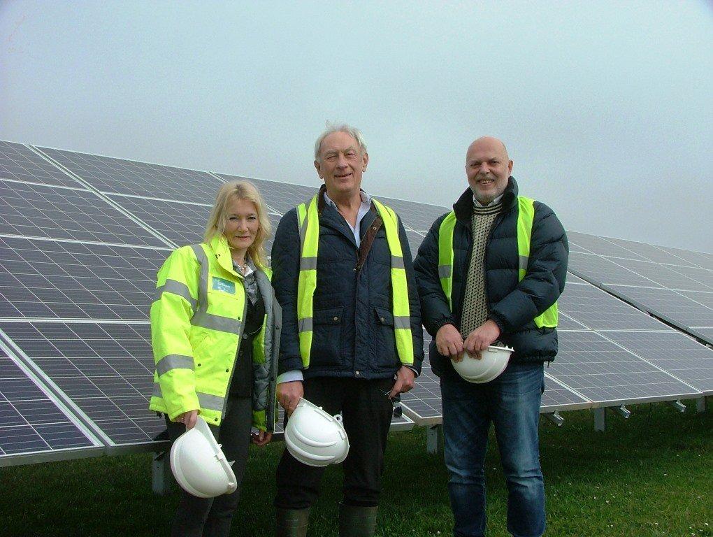 RT @MonmouthshireCC £4.5 miliwn i fferm solar yn Sir Fynwy ^DJ https://t.co/Yc7lgVcpbT @LP_localgov