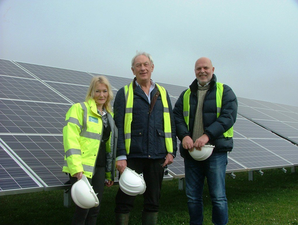 RT @MonmouthshireCC £4.5 million for Monmouthshire solar farm ^dj https://t.co/8iX4oVGUJU @LP_localgov