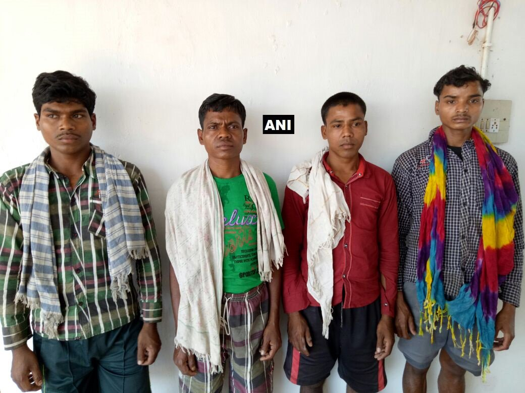 Chhattisgarh: 5 Naxals arrested by police and CRPF from Mirtur and Basaguda area of Bijapur district