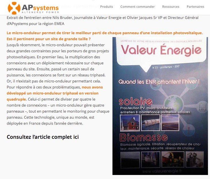 #solar : Les installations #PV en toiture ont enfin un Micro-onduleur dédié  https:// emea.apsystems.com/fr/les-grandes -installations-photovoltaiques-en-toiture-ont-enfin-un-micro-onduleur-dedie-valeur-energie-n23-printemps-2017/ &nbsp; …  via @Valeurenergie<br>http://pic.twitter.com/axHrD1jSnX
