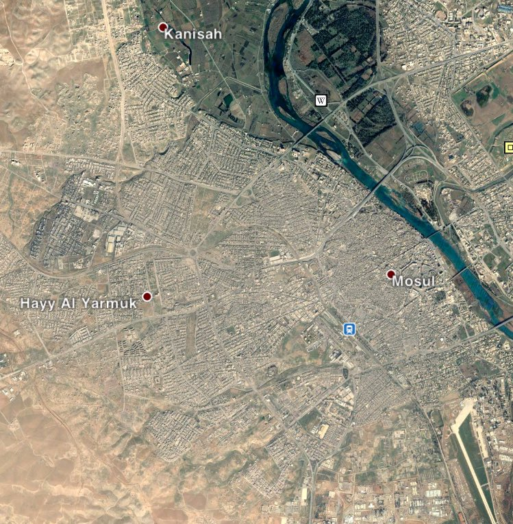 Iraq's special forces have reached the entrance to the Yarmouk district in western Mosul. Brutal fighting being reported.