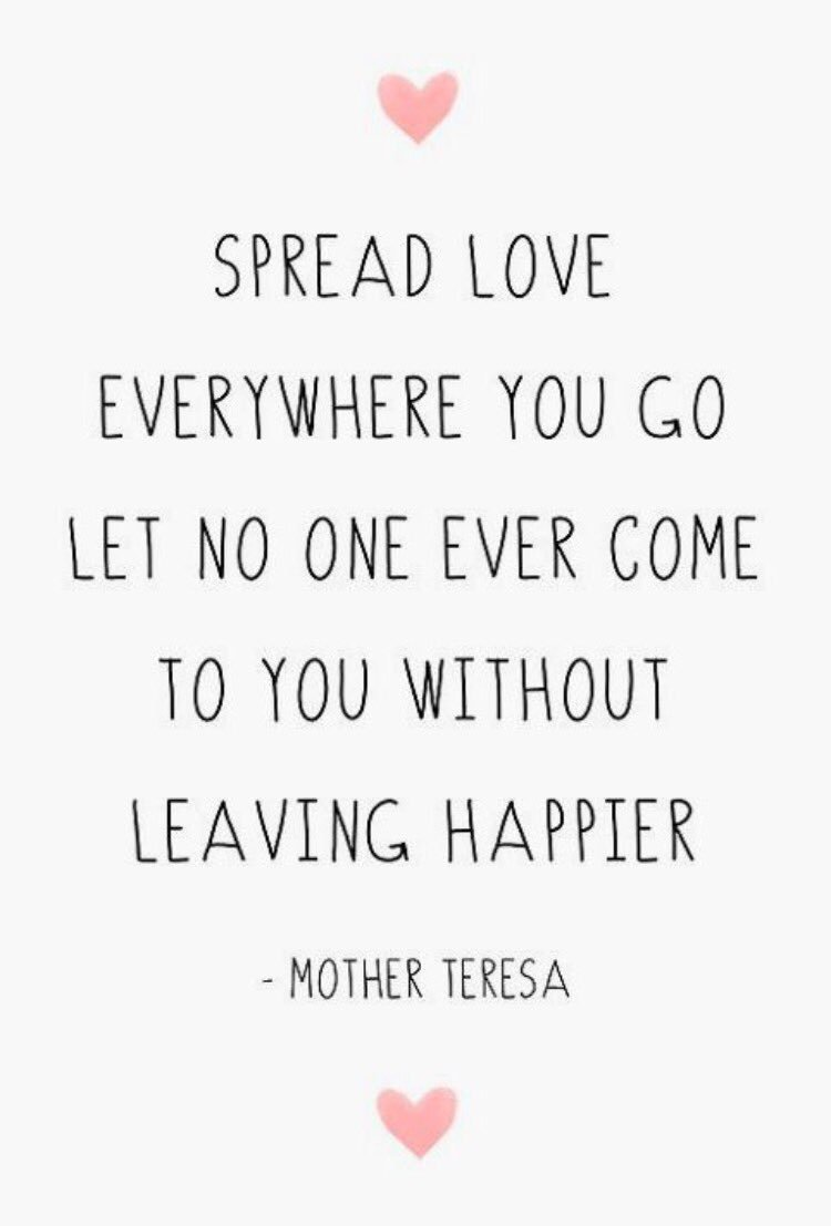 Lead with #kindness ... and #happiness will follow. Happy #InternationalDayOfHappiness! 💕