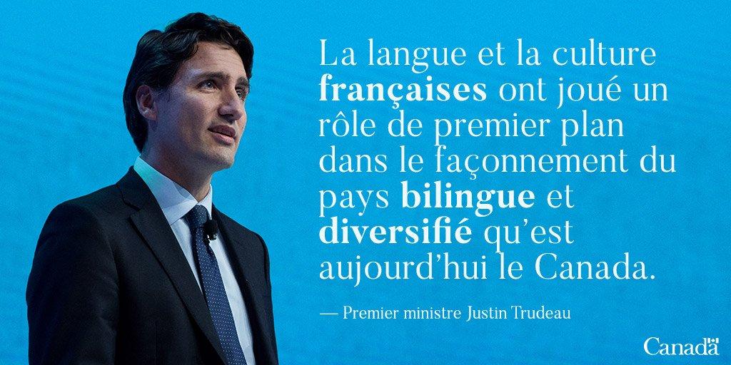 Aujourd'hui, nous célébrons les contributions des francophones à notre...