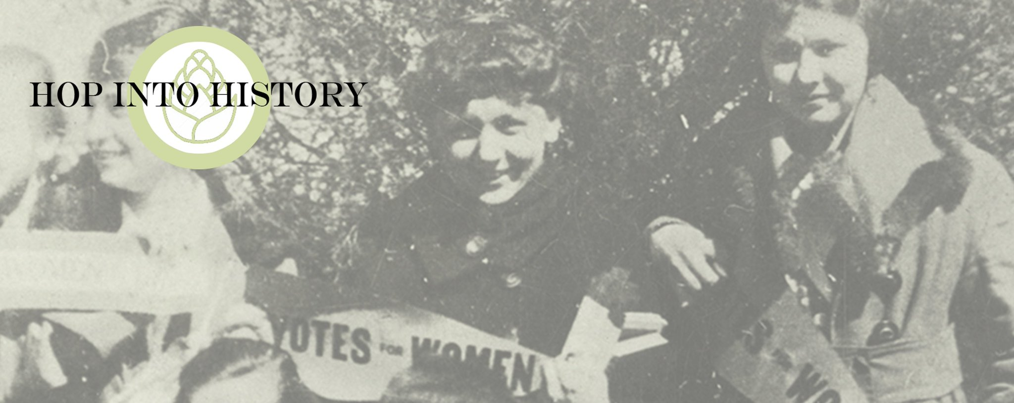 Join us Thursday from 5-7pm at Gibb's for Hop into History!: Nevertheless, She Persisted, an exhibit of Triad women: https://t.co/x7Scl4jh3U https://t.co/TdiL7Rg6n5