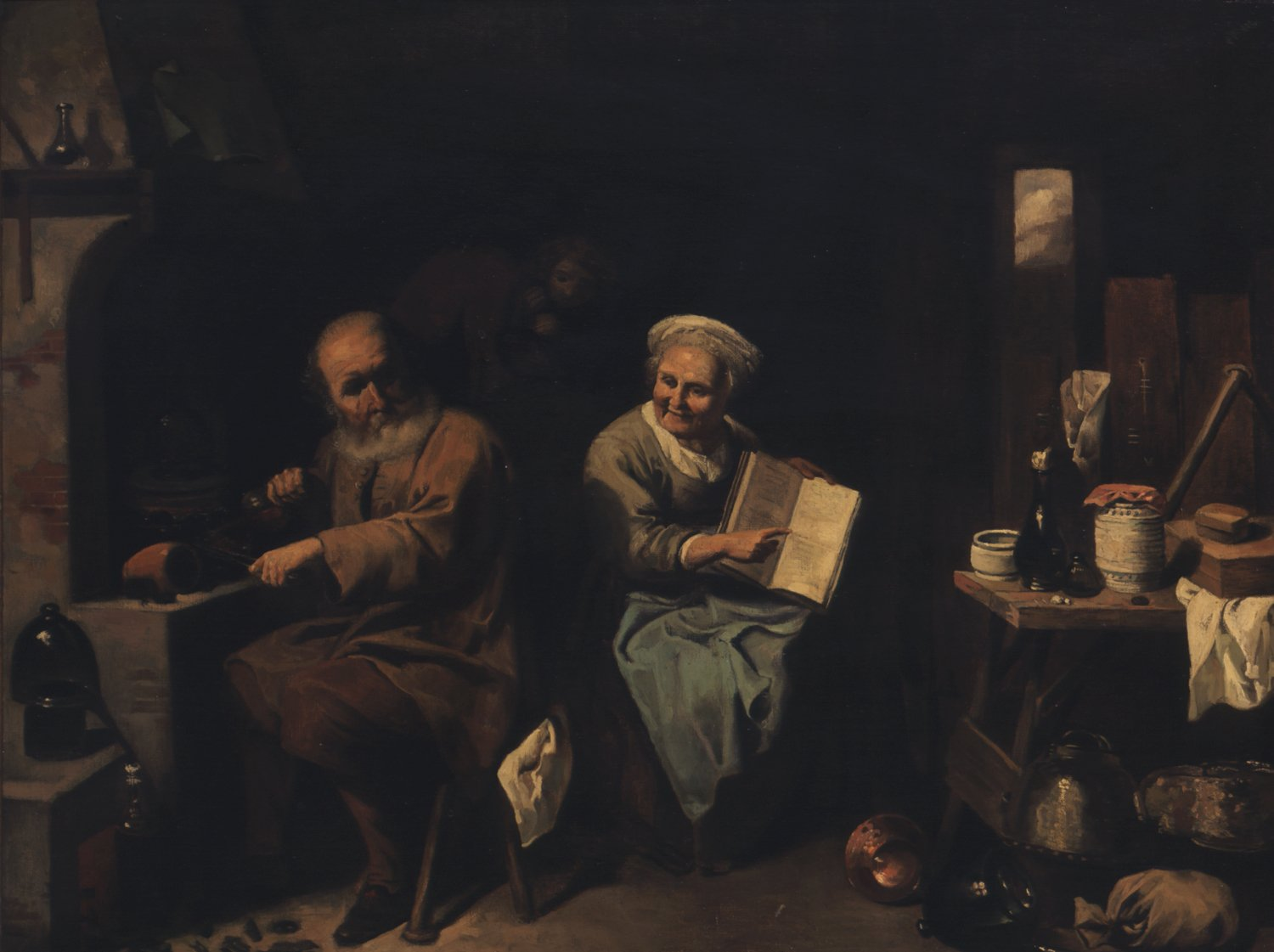 Welcome to #MuseumMonday! Today we're looking at depictions of women in the Chem Heritage early modern art collections #WomensHistoryMonth https://t.co/6JBjowlWVU