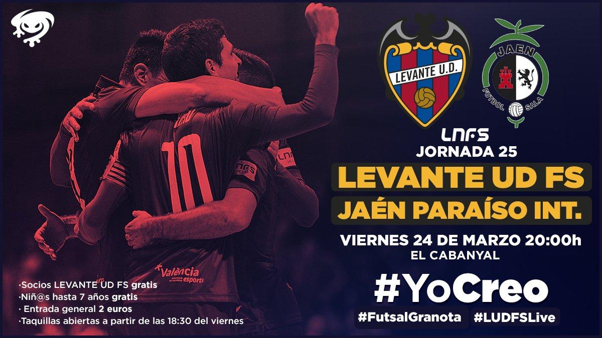 Llega el tramo decisivo. Contamos contigo #YoCreo #LNFS #FutsalGranota...