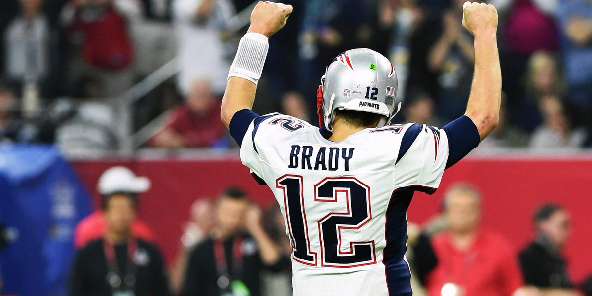 The search is over.  Tom Brady's missing Super Bowl jerseys have been...
