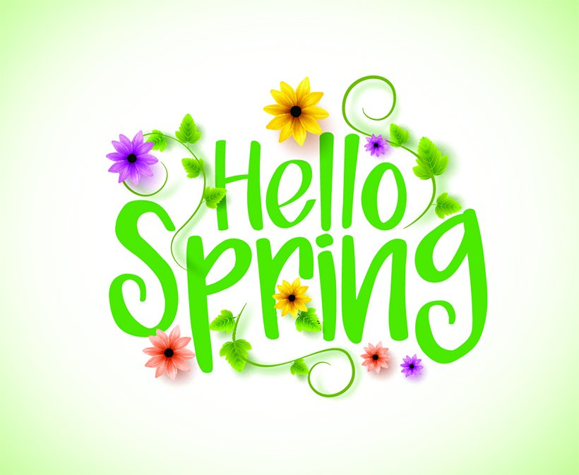 Welcome to the first day of Spring! Raise your ✋ if this is your favorite season! https://t.co/O5lBUVUEIJ