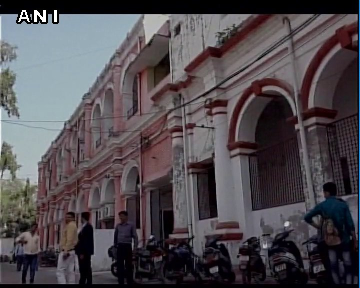 Visuals: Two slaughter houses in Uttar Pradesh's Allahabad sealed by Nagar Nigam authorities