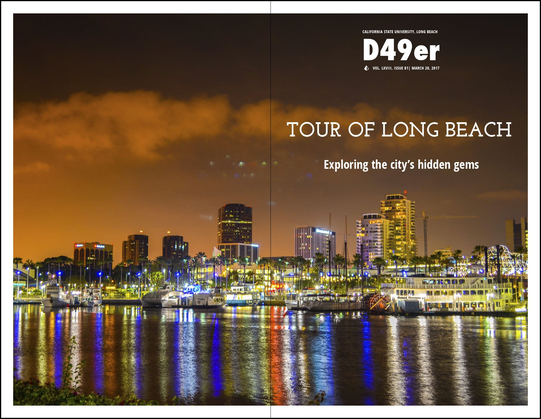 Pick up your copy of today's issue of the Daily 49er to check out the hidden gems of Long Beach! #LongBeach #LBGems #49erNow https://t.co/IfvTiw5yGX