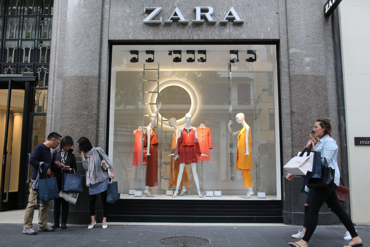 #Inditex Sets Global Retailer Trend in Brushing Off U.S. Border Tax  http:// on.bna.com/tHY330a4DQq  &nbsp;   #retail #fashion #Zara #tax<br>http://pic.twitter.com/wPn3042DOd