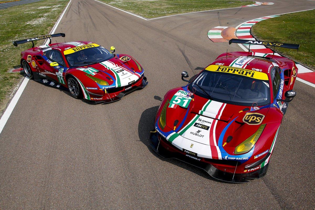 Ferrari Races on Twitter: \