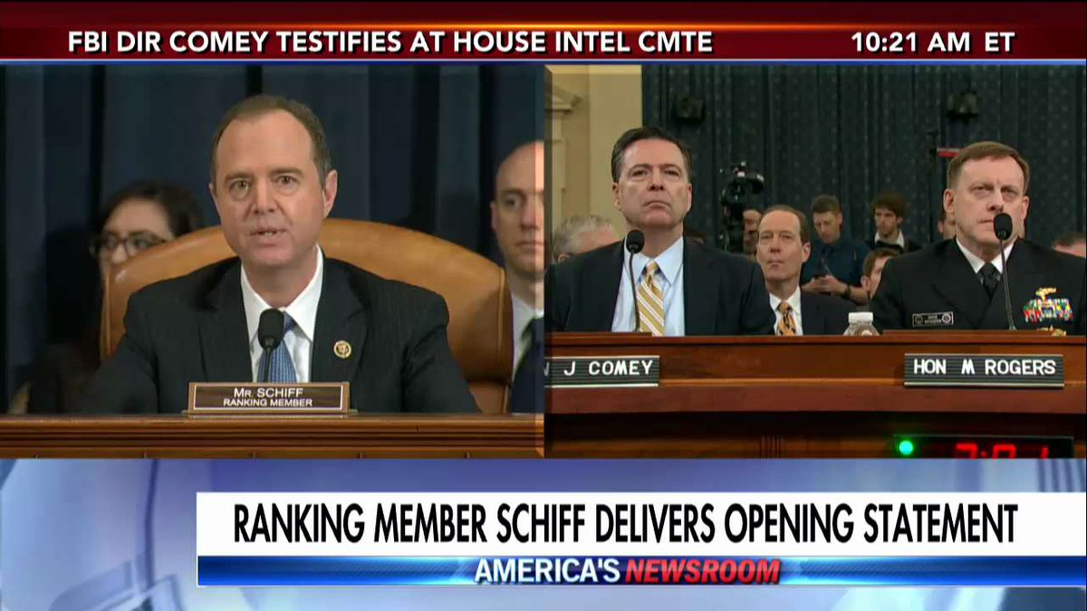 Is it a coincidence that JeffSessions failed to tell the Senate about his meetings with the Russian ambassador…?  - @RepAdamSchiff