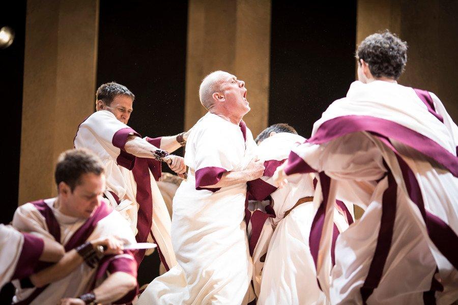 The Rsc On Twitter Et Tu Brute Julius Caesar Act 3 Scene 1