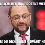 Eigenwahl stinkt #Schulz