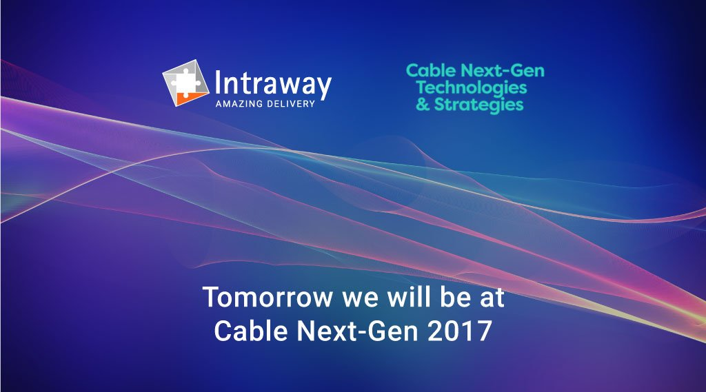 Tomorrow: we will be at #CNG2017 showcasing our innovative &amp; comprehensive #orchestration solutions for #MSO. Join us!<br>http://pic.twitter.com/dAprb32c2g