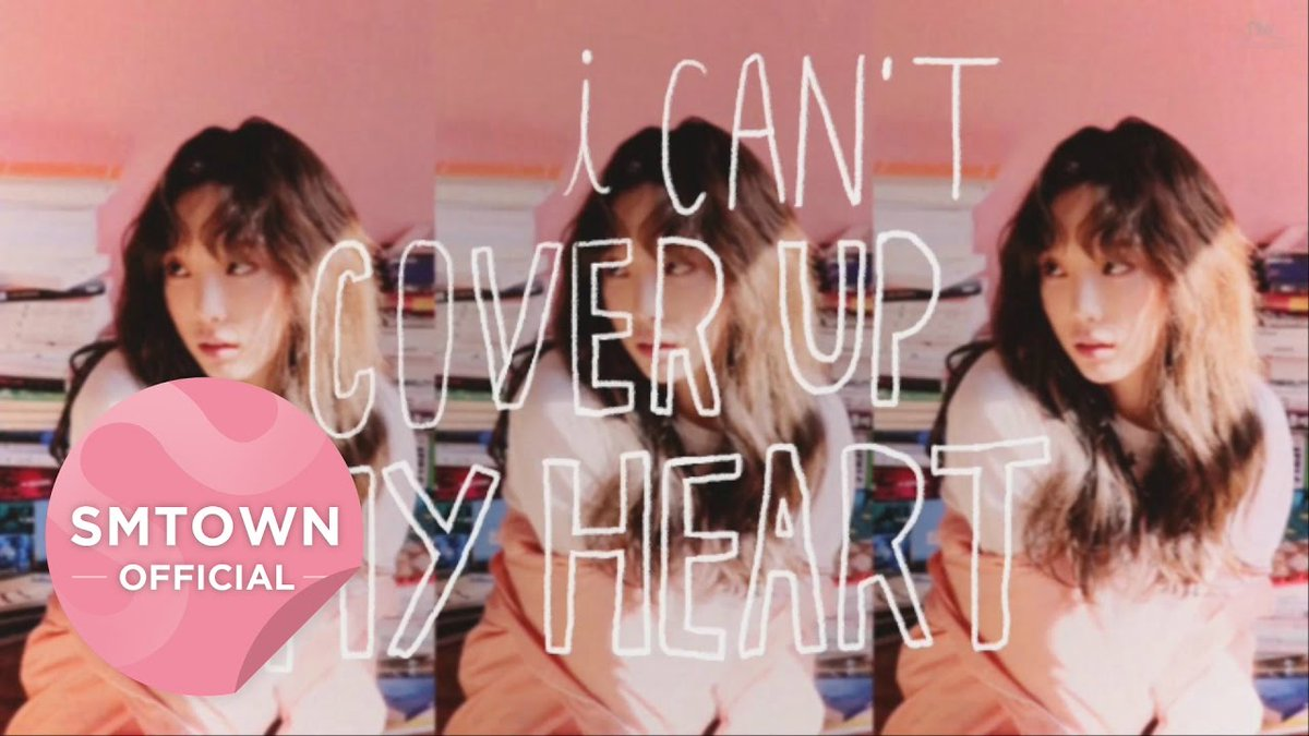 Taeyeon drops lyric video for \'Cover Up\'