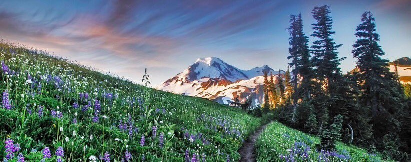 Spring is here! Dust off those hiking boots and #getoutdoors! #firstdayofspring