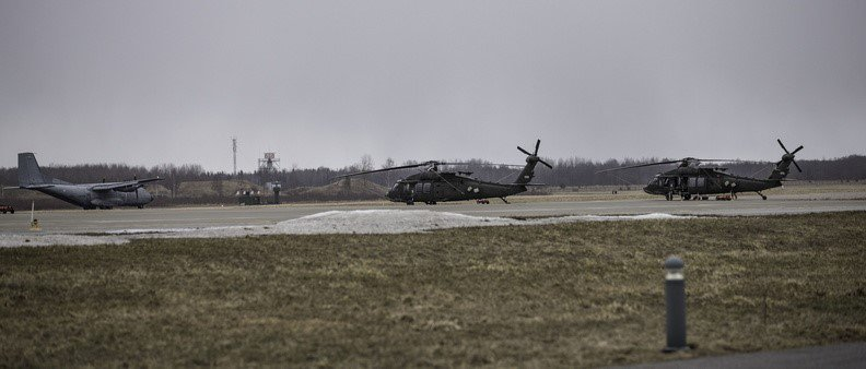 French forces have arrived in Estonia today