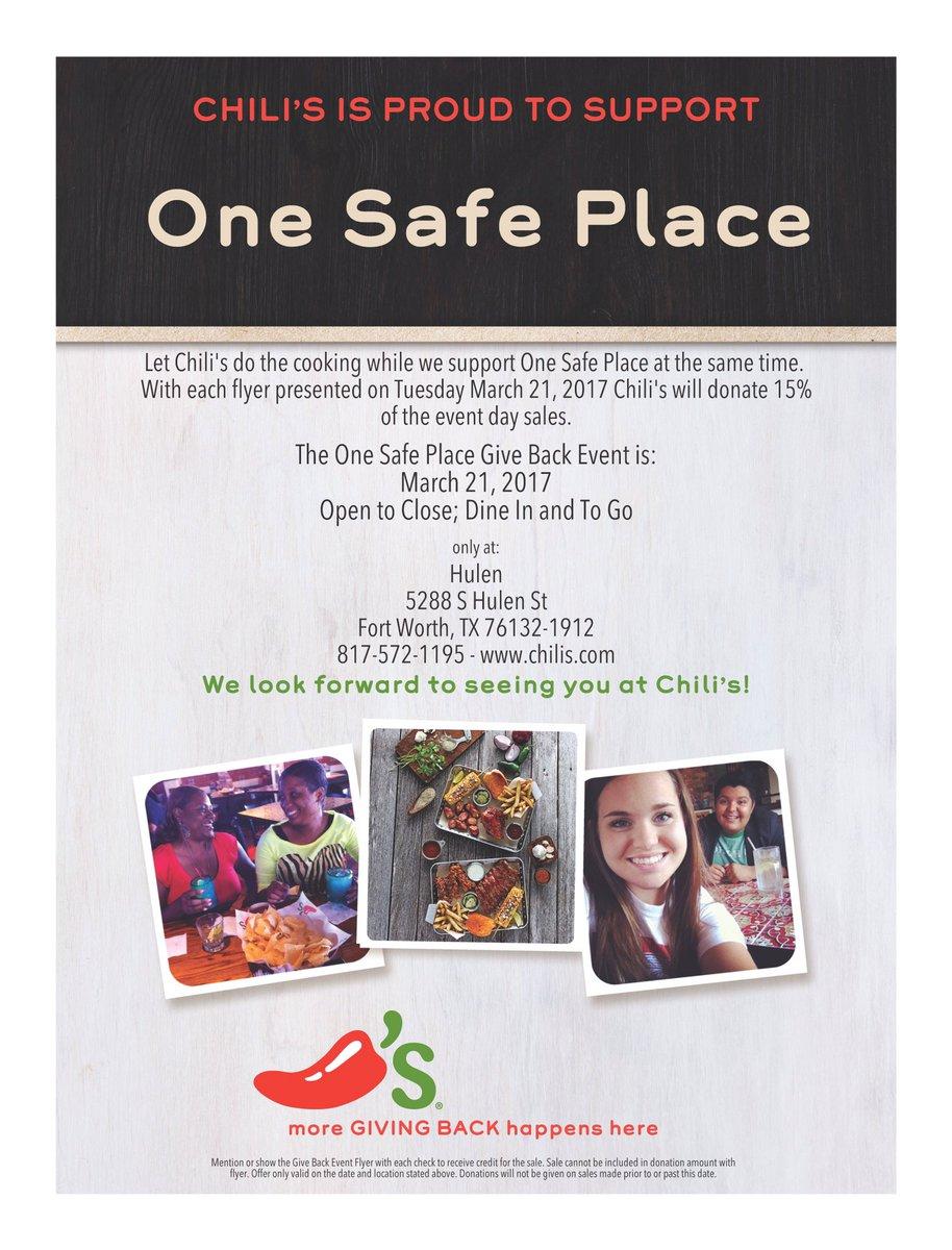 Safe dating brochure