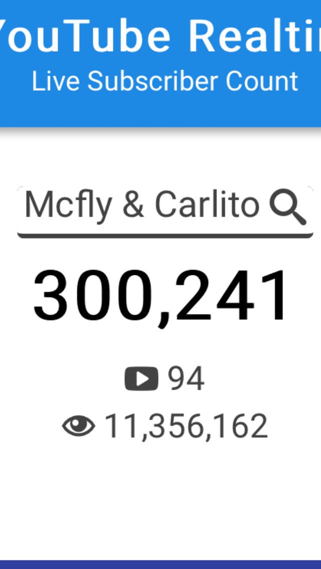 300K ! 😳