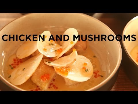 Chicken and Mushrooms #ChefStep #Food #Recipes #Yummy