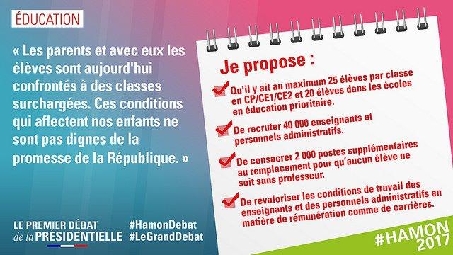 #DebatTF1 #Hamon2017 #HamonDebat