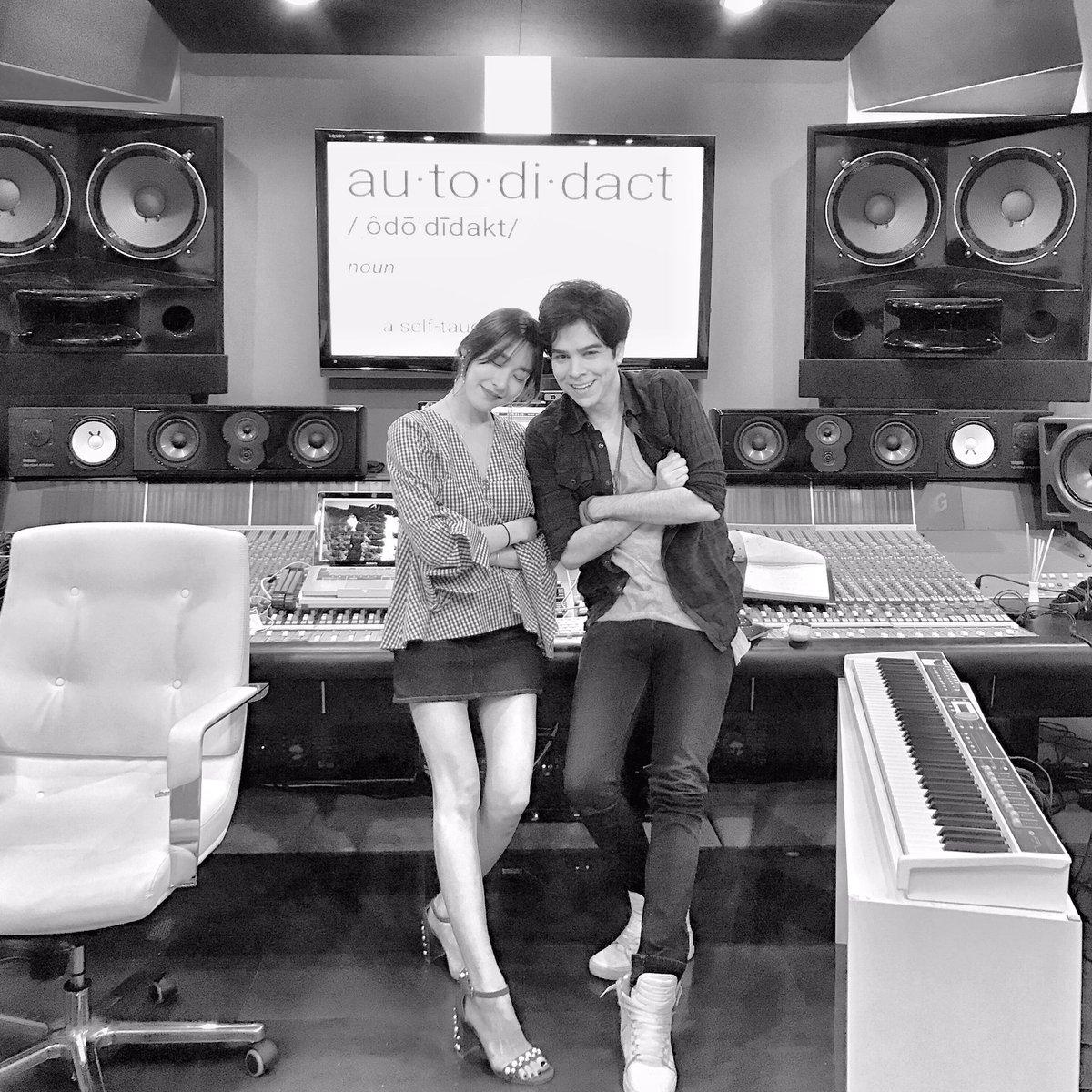 Paradise Studios welcomes this lovely K-Pop princess @xolovestephi from @GirlsGeneration https://t.co/bD5flOmIMb
