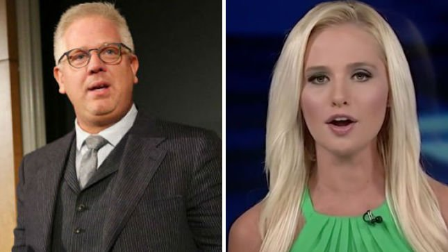 Glenn Beck suspends Tomi Lahren