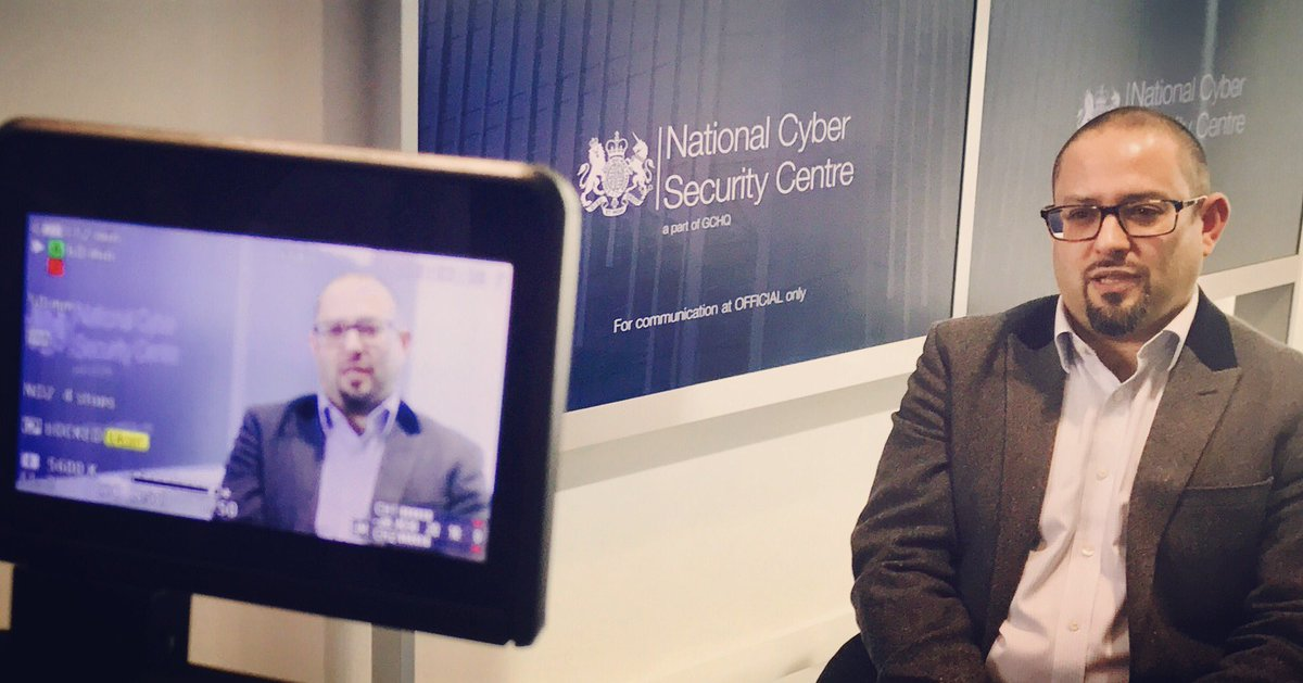 """NCSC UK on Twitter: """"Catch our Dr Ian Levy on @BBCCrimewatch ..."""
