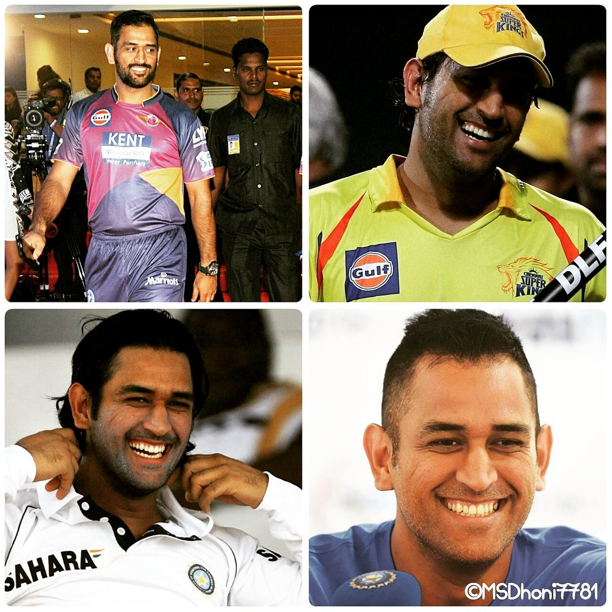 Today is #InternationalDayOfHappiness  @msdhoni #Smiling #MSDhoni #Dhoni #Mahi #CaptainCool #SmileAlways @ChennaiIPL @RPSupergiants @BCCI<br>http://pic.twitter.com/pnJb67ZbVb