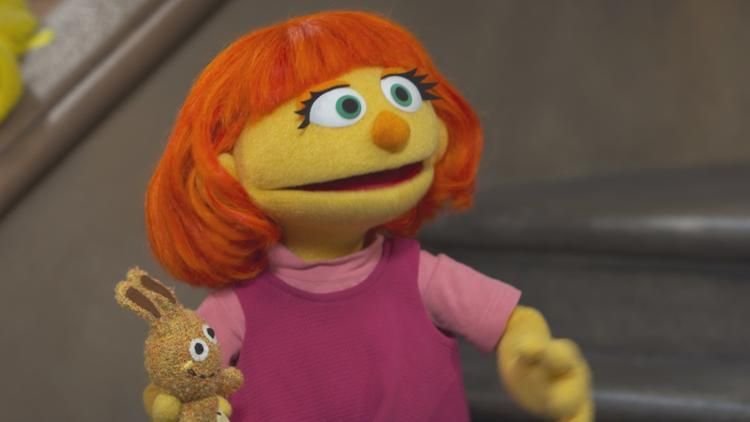 Sesame Street Is Introducing a Muppet Character With Autism https://t....