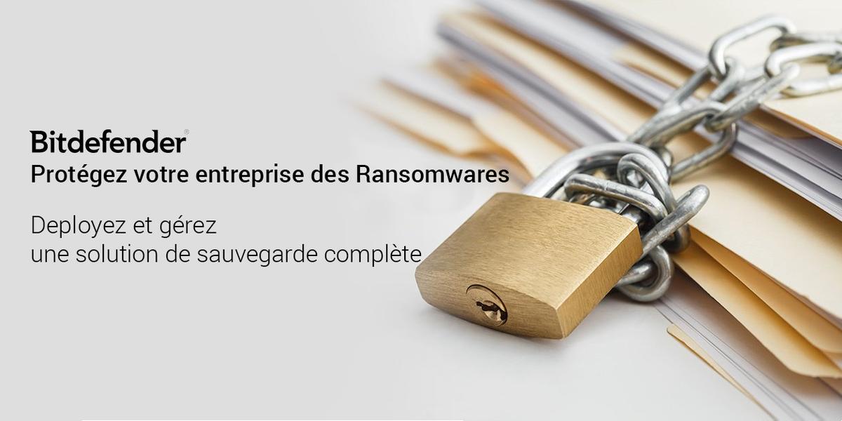 Évitez à votre entreprise d&#39;être la prochaine victime des ransomwares : Sauvegardez vos données. #cybersécurité #ransomware <br>http://pic.twitter.com/gjdWhLmU0L