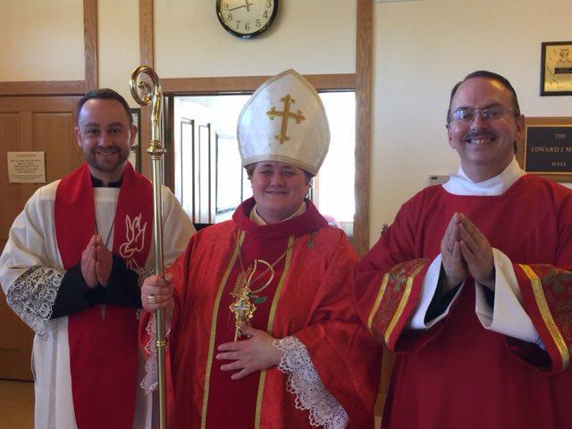 #Seminarian Bryce receives #confirmation and #minororders this Sunday at mass. #usocc #nativityoldcatholic.org @tamumike #Catholicpic.twitter.com/7BJyR8Gf4z