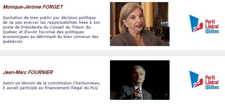 Québec #assnat Fiche: Corruption &amp; éthique au PLQ #forget #JMFournier #Hamad #Boulet #upac #ceic  http:// meteopolitique.com/Fiches/corrupt ion/Politiciens/Politiciens-Politiciennes-conflits-d-interets.htm#04 &nbsp; … <br>http://pic.twitter.com/dz5c5TuGVC