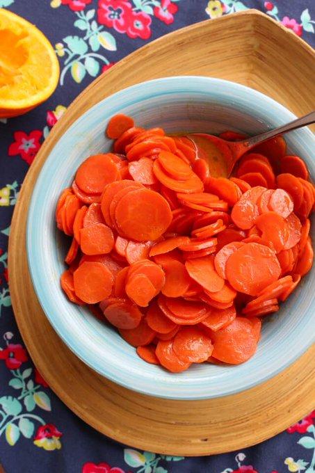 Maple Butter Carrots