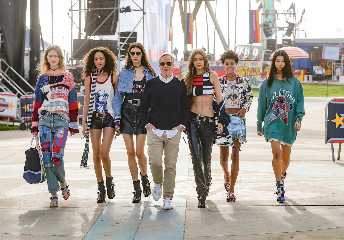 #Mode Tommy Hilfiger : la mode est une fête  http:// dlvr.it/NgkH0Y  &nbsp;  <br>http://pic.twitter.com/NRvcJsayyW
