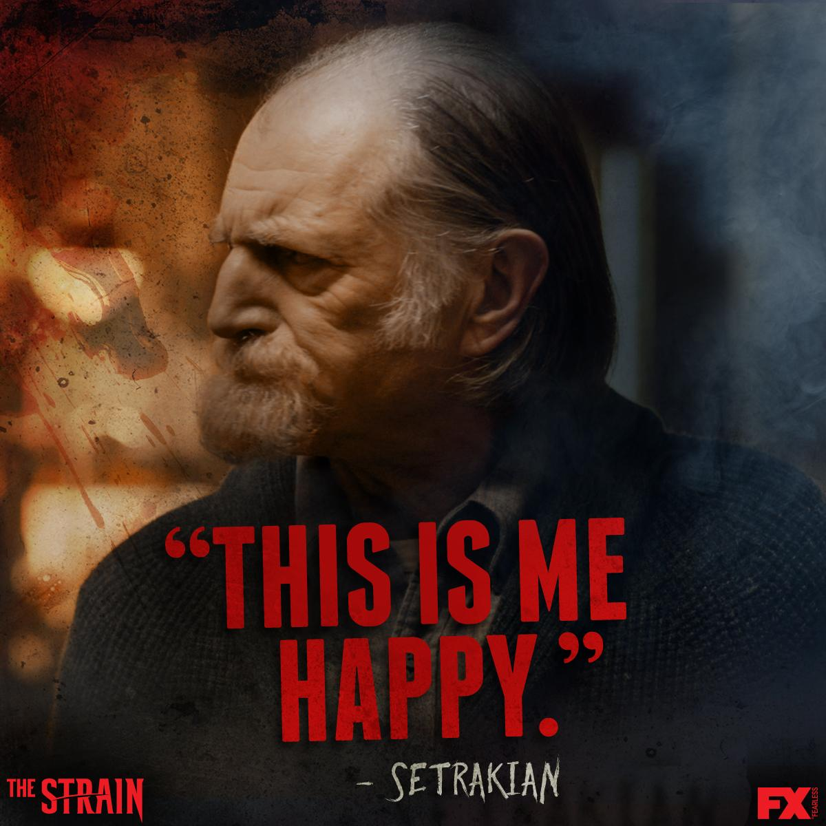 Everyone has their own definition of happiness. #InternationalDayOfHappiness #TheStrain