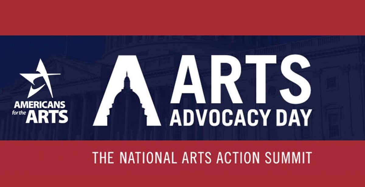 GOLDEN is proud to be a national partner in the 30th Annual Arts Advocacy Day. https://t.co/fAcnG4oMWv @Americans4Arts https://t.co/D5o3VbHVVT