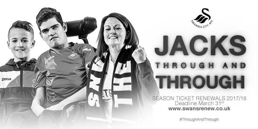 We are Jacks #ThroughAndThrough.   Renew your season ticket for the 20...