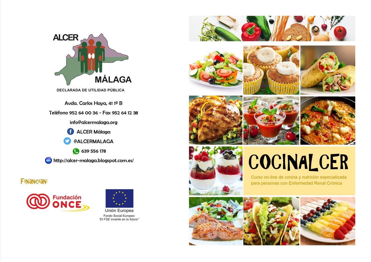 Curso De Cocina Gratis   Alcer Malaga On Twitter Curso Online Gratuito Cocinalcer De