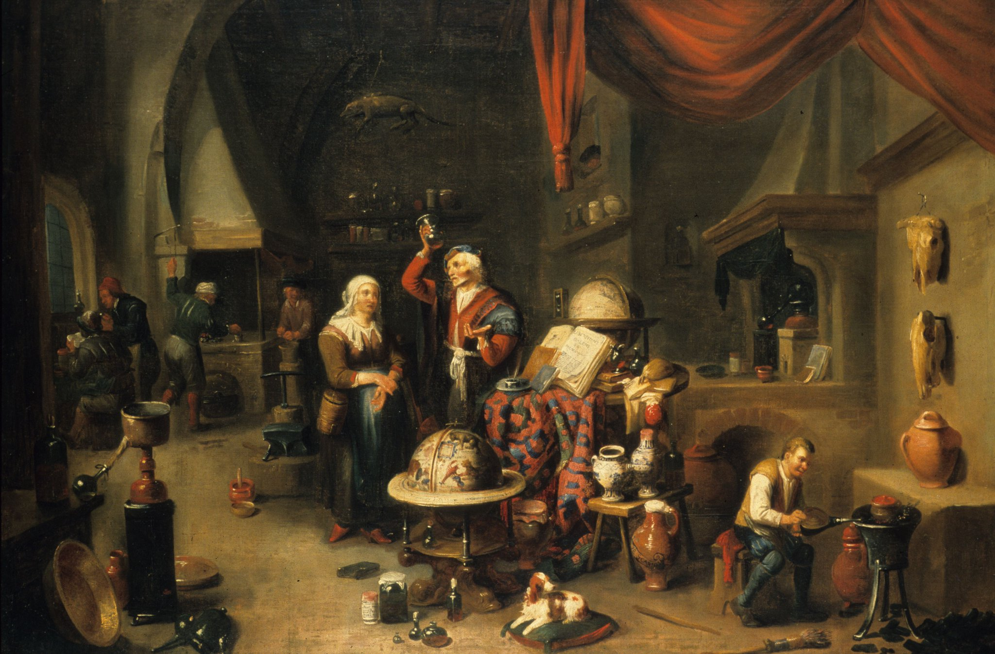 In Dutch&Flemish art, a whole genre arose that depict male doctors examining the urine of female patients #MuseumMonday #WomensHistoryMonth https://t.co/aTdY5RN9fL