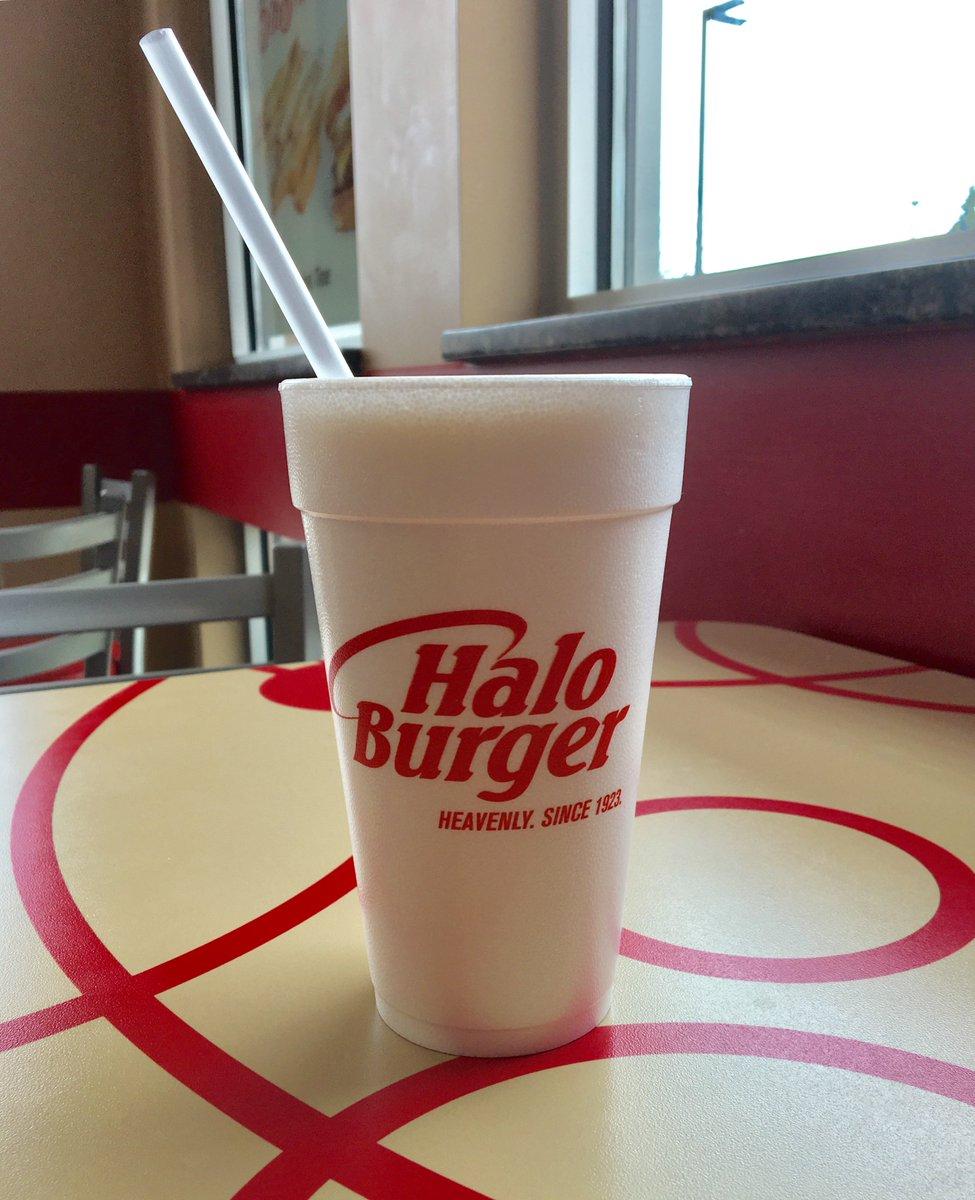 Halo Burger on Twitter: