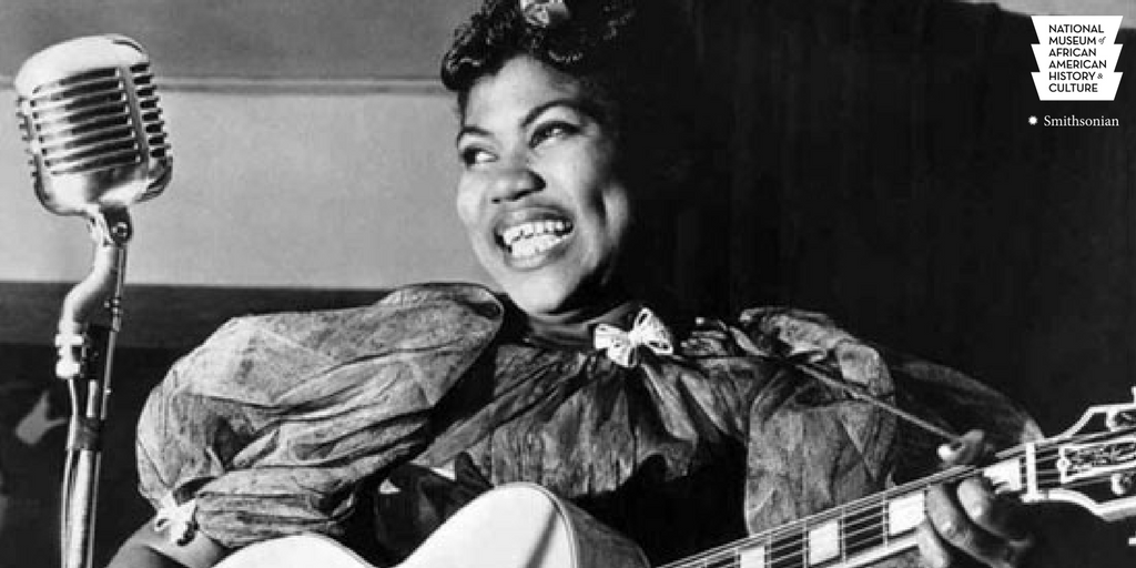Smithsonian NMAAHC On Twitter Peggy Lady Bo Jones Of Diddleys Band Is Considered The First Female Lead Guitarist A Major Rock