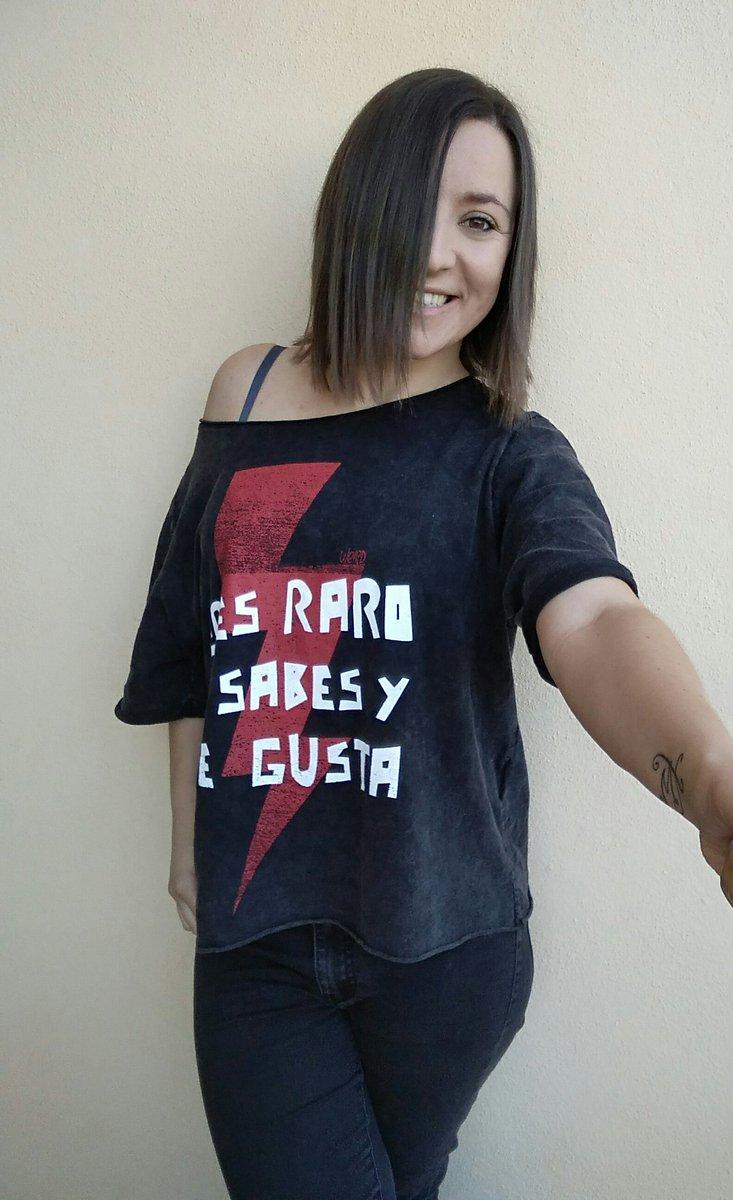Txus On Twitter Eres Raro Lo Sabes Y Me Gusta Aireretro Camisetas