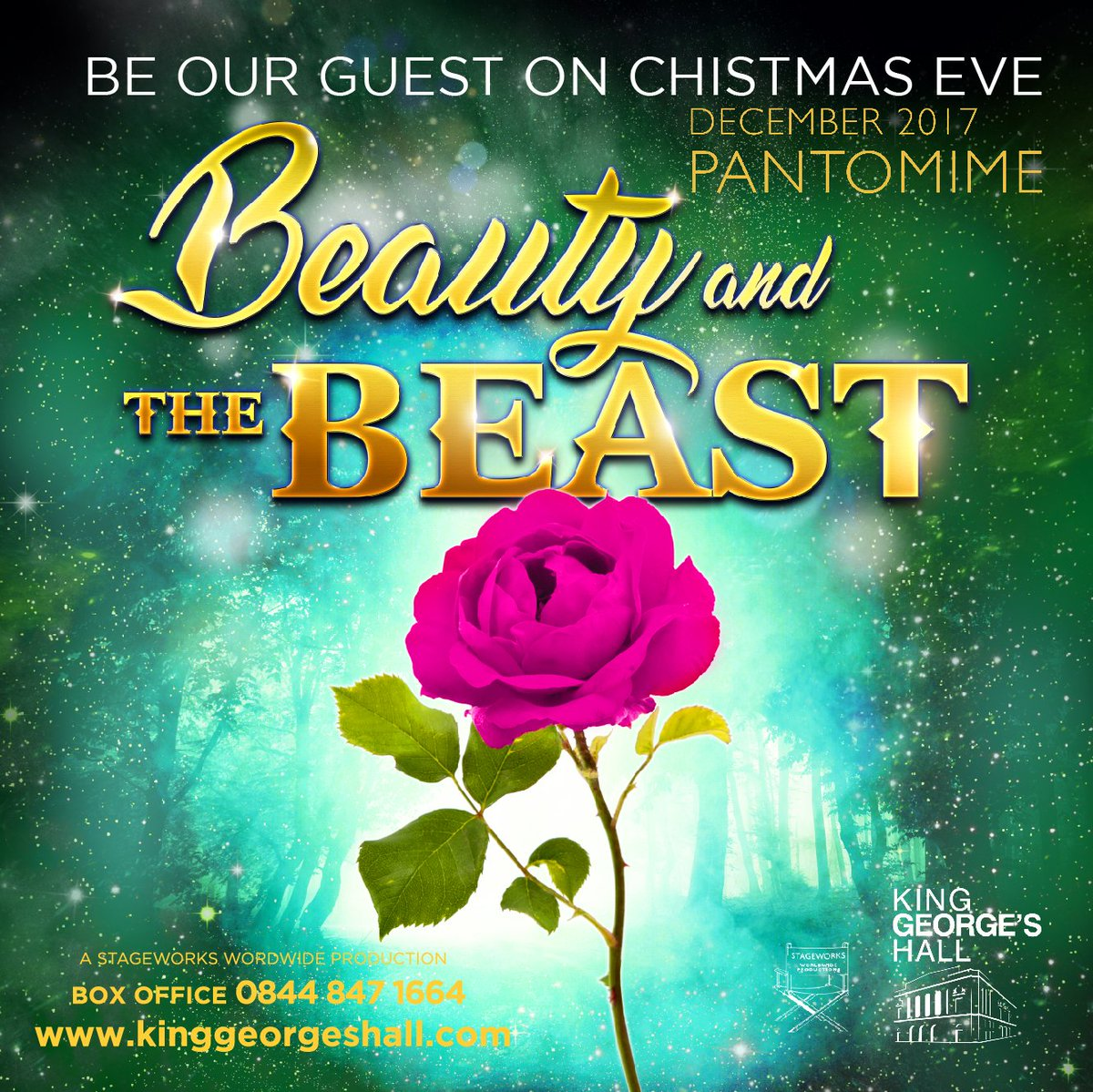Check out our Beauty and the Beast competition on Facebook now and #Be...